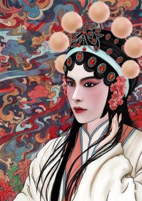 chinese_opera_by_pavari-d6bc2zc